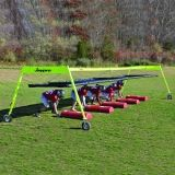 Lowdown Linemen Chute 30' x 6' Neon Yellow
