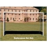 Official Field Hockey Net 7'H x 12'W x 4'D weatherproof 1 3/4square mesh 2.5mm polyethylene material