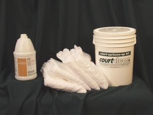 Courtclean (Start Up Kit)