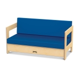 Jonti-Craft Living Room Couch - Blue