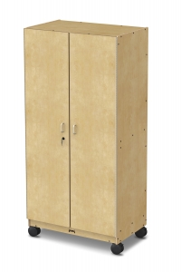 Jonti-Craft® Storage Cabinet - Mobile