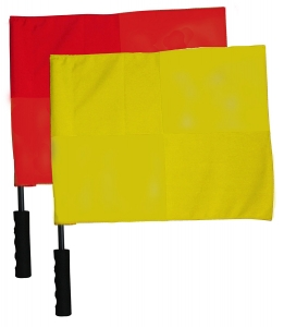 Linesman Flags, Set of 2