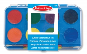 Jumbo Watercolor Paint Set
