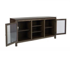 Spokane Folding TV Console