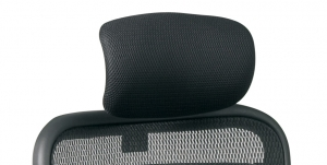 Optional Mesh Headrest. Fits 818 Series Only.
