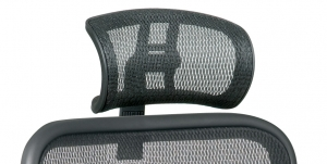 Optional Breathable Mesh Headrest. Fits 818 Series Only.