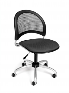 Posture Series Task Chair with Drafting