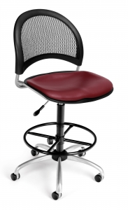 24/7 COMPUTER TASK CHAIR-206-BLACK