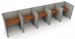 Milano Series Executive Credenza
