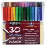 30 Ct. Washable Markers In Pouch