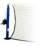 Spalding Tennis Winch End Upright for Two-Court Play