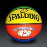 Spalding Rookie Gear Soft Grip Basketball Multi-Color 27.5