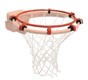 Spalding Practice Shooting Ring Orange