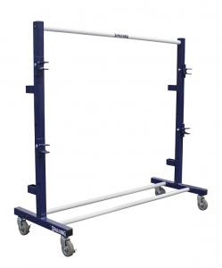 Spalding Net Winder Cart for Volleyball