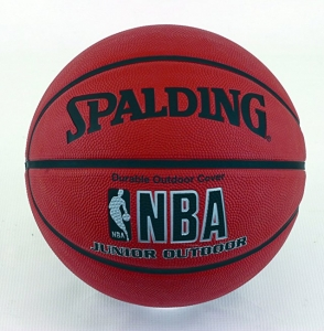 Spalding NBA Junior Outdoor Basketball -