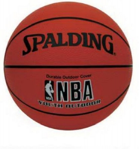Spalding NBA Youth Outdoor Basketball -