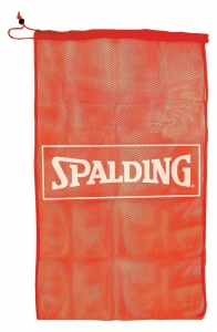 Spalding Mesh Ball Bag Orange