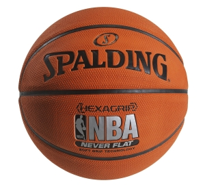 Spalding Neverflat Hexagrip Soft Grip