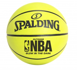 Spalding NBA Glow in the Dark Basketball