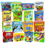 Kids Deluxe Game Set, Set of 16