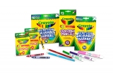 Crayola Back To School Art Set